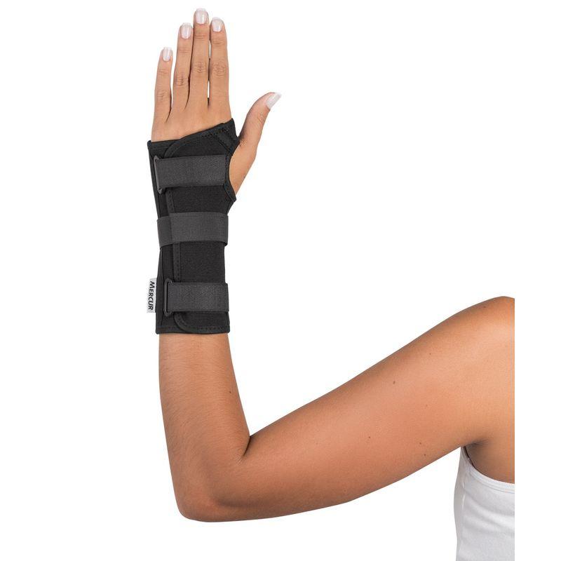 Mão esquerda aguda dor